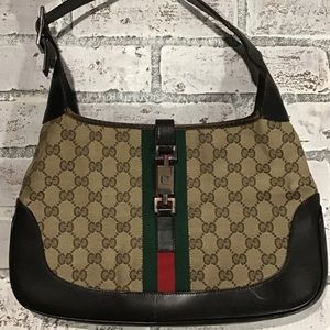 🌷Authentic Vintage Gucci Jackie-O handbag!!